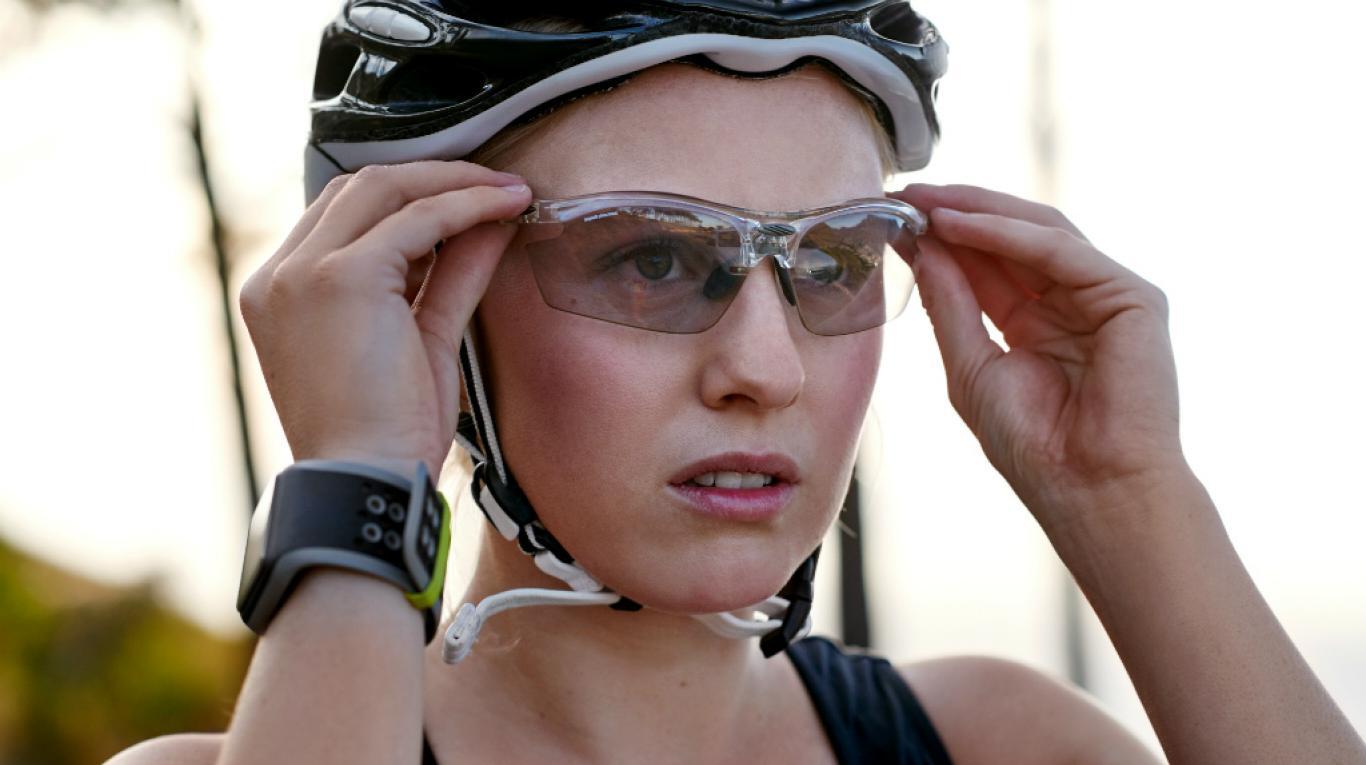 Mantén en forma tus ojos para hacer deporte