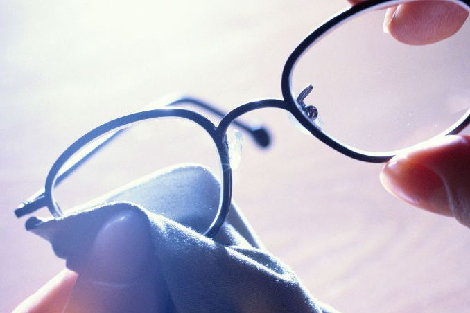 Tus gafas, como el primer día