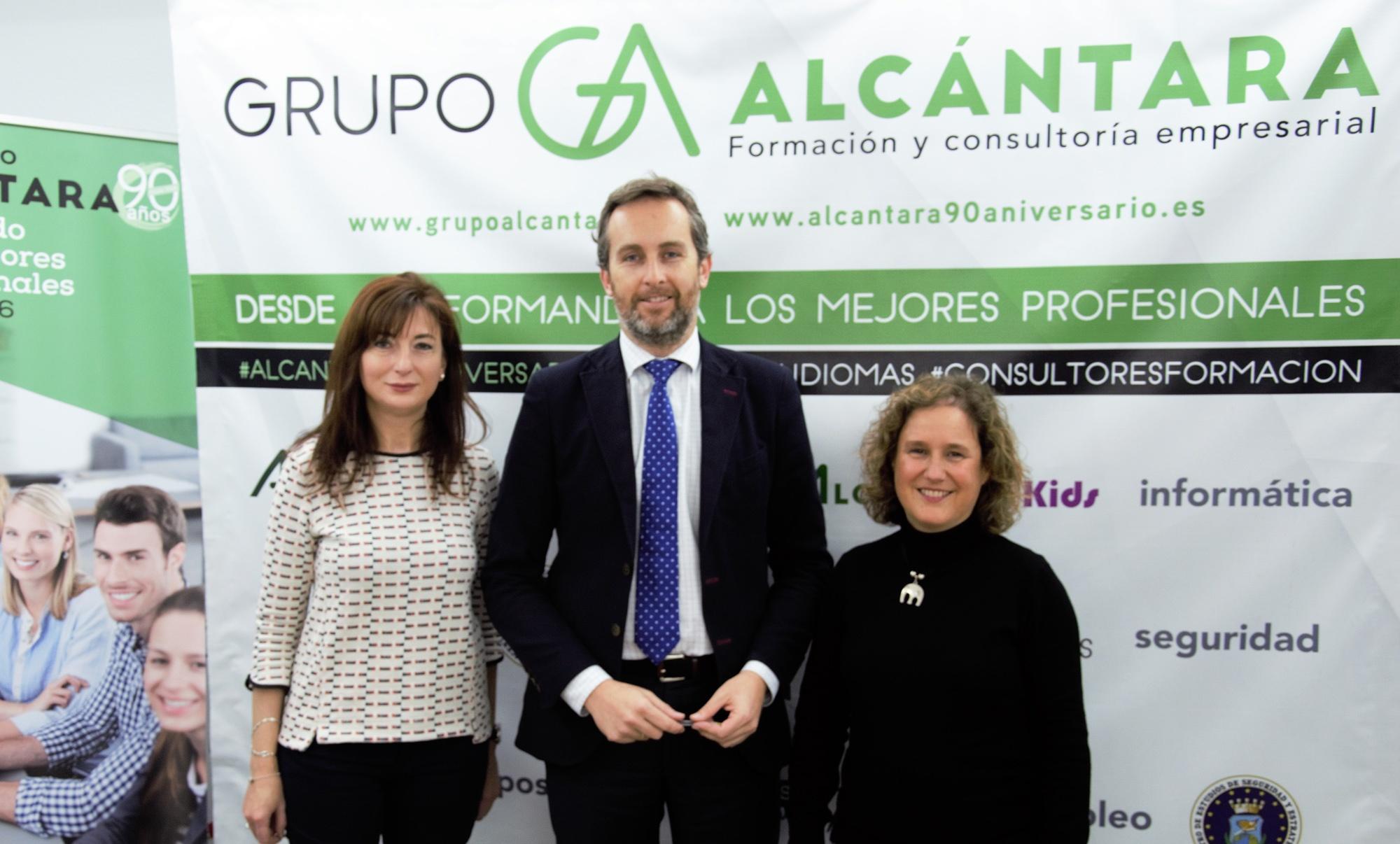 Firma de Convenio de Colaboración entre nuestra clínica y el Instituto Alcántara