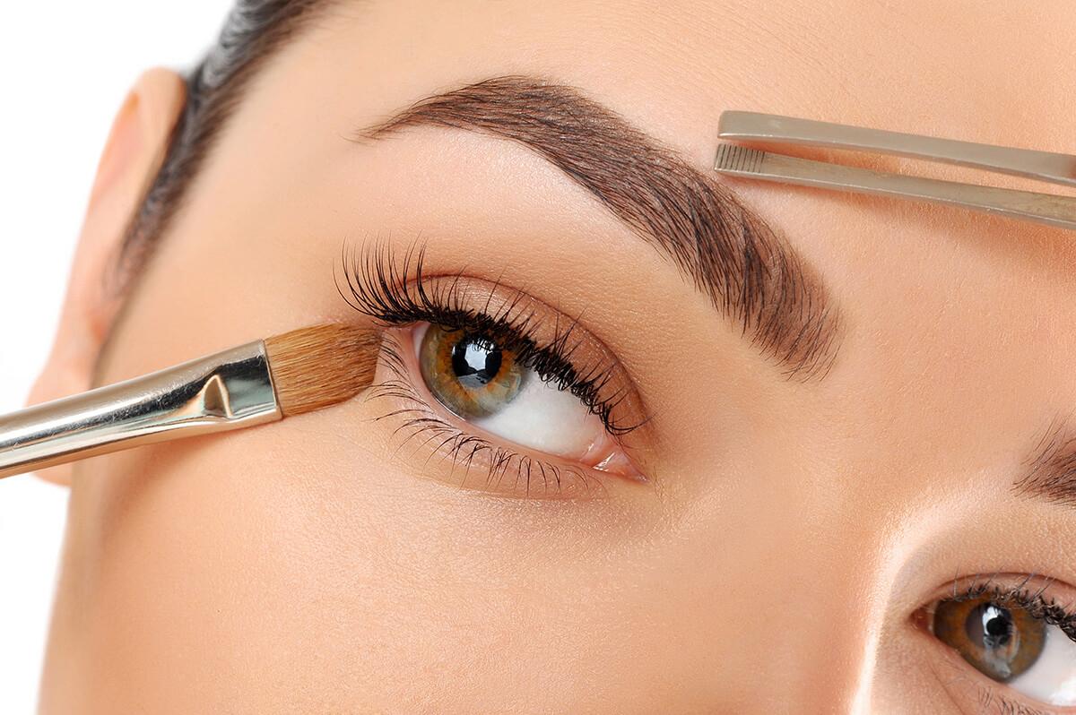 La función de las cejas y pestañas