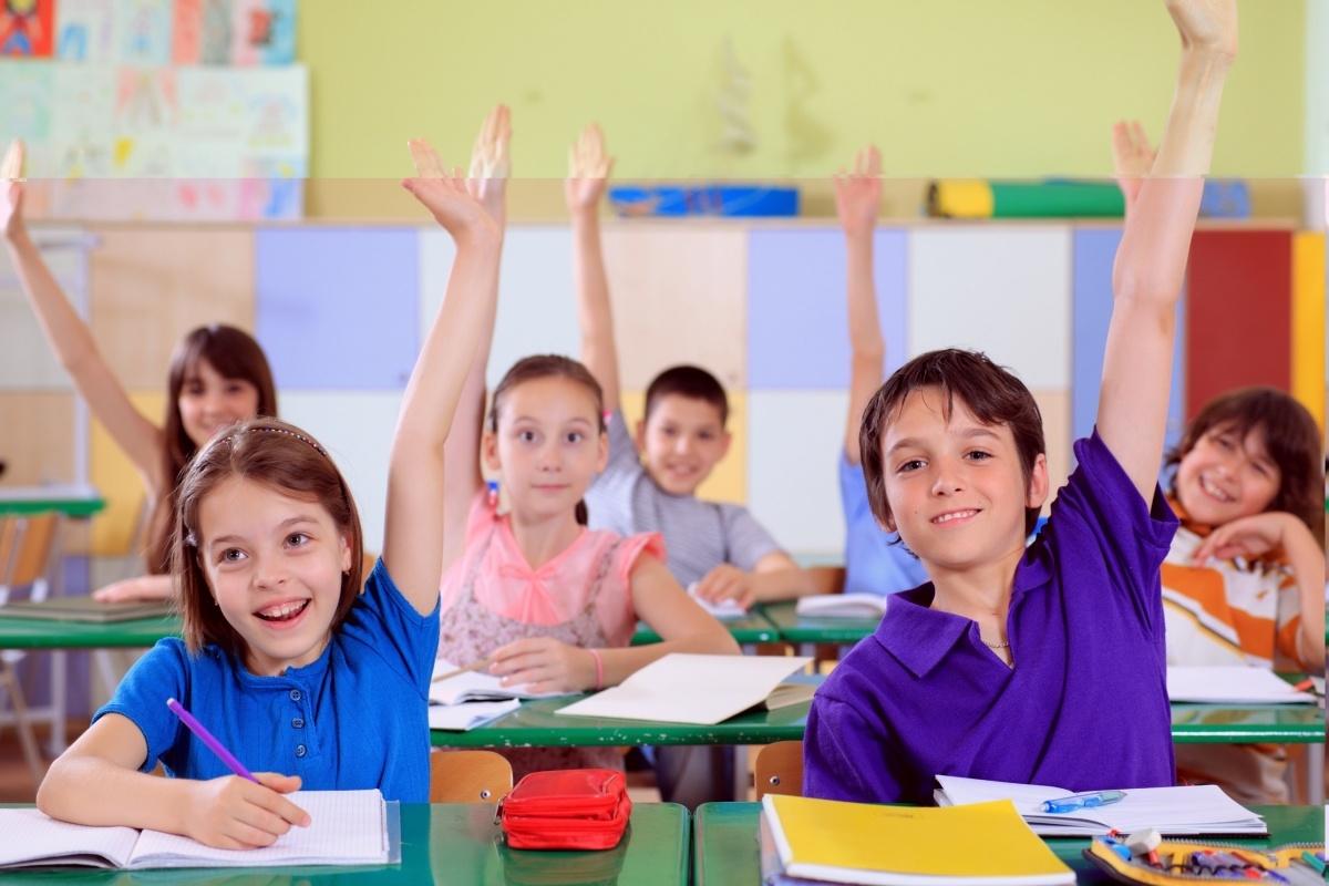 La visión infantil para la escuela