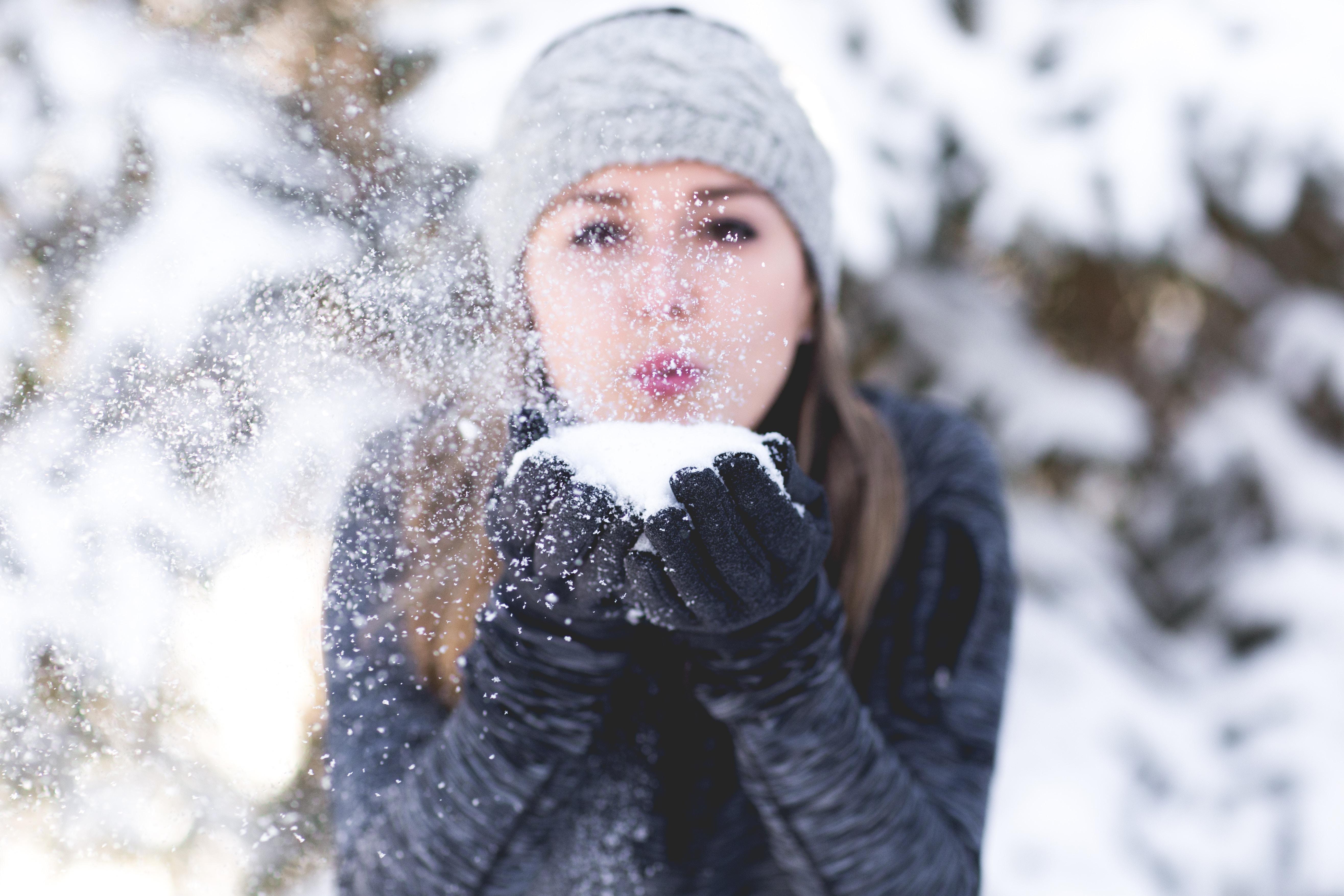 Tu salud visual en invierno