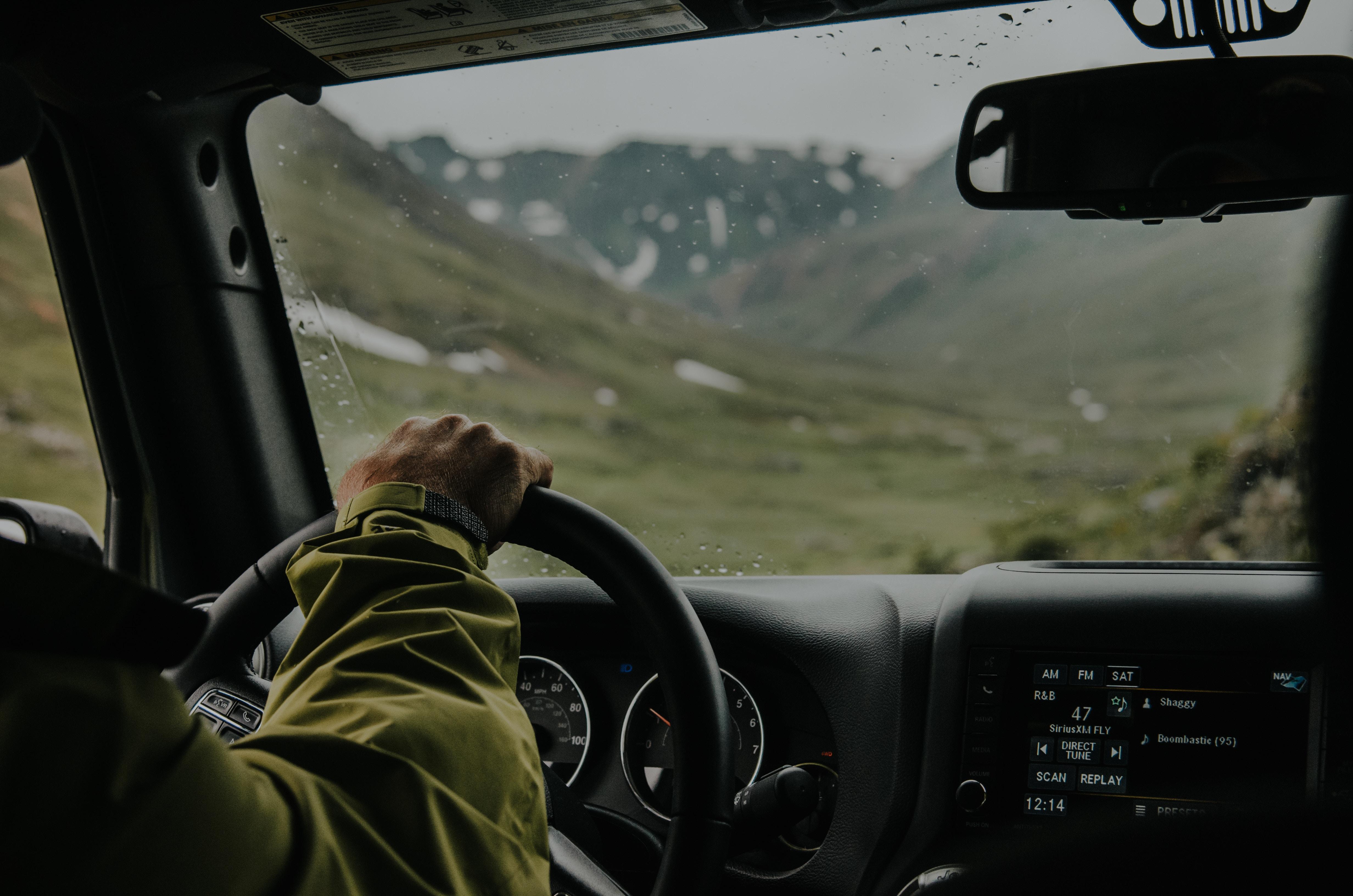 La visión y la conducción