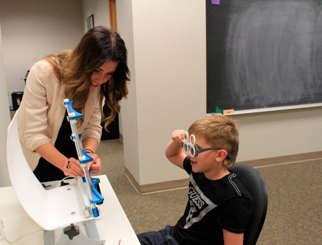 oftalmologia infantil