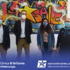 Clínica El Brillante colabora con la Asociación Estrella Azahara